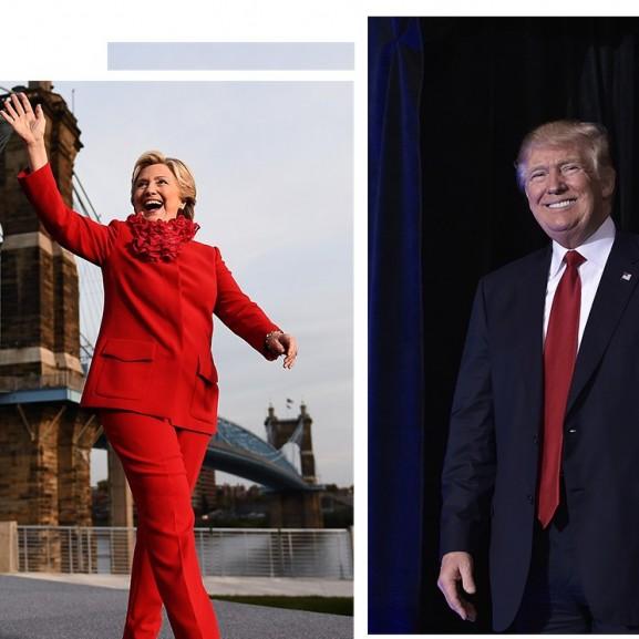 Az amerikai elnökválasztás a divat szempontjából.