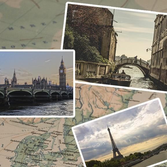 Az Eiffel-toronyon túl... – Teszteljétek, mennyire ismeritek Európa eldugott látványosságait!
