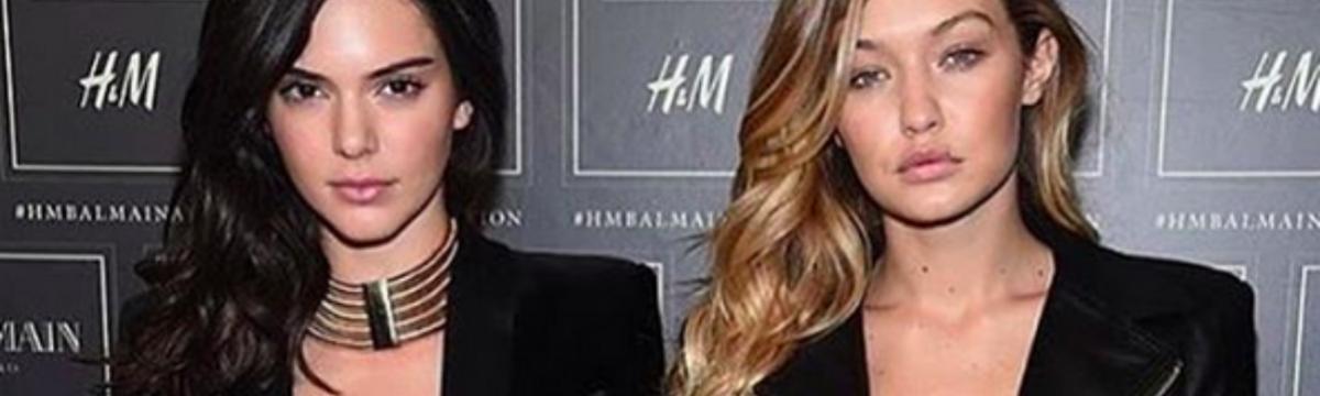 Elképesztően menő ruhákkal érkezik a H&M és a Balmain közös kollekciója