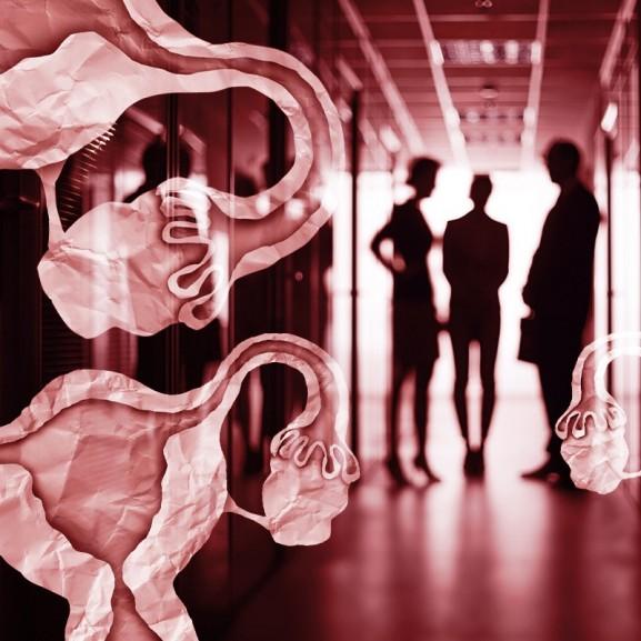 Barok Eszter Fizetett szabadság menstruáció idejére - egy lépés az emberibb munkahelyek irányába, vagy két lépés vissza?