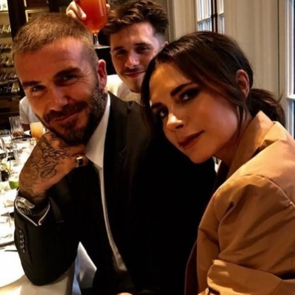 Beckham-család