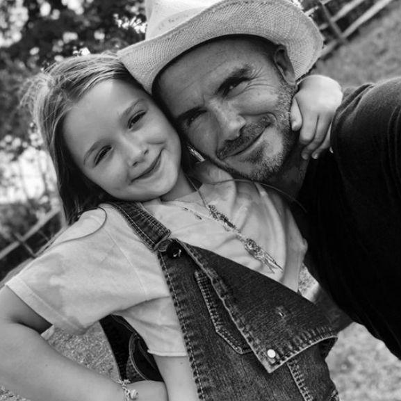 Beckham-gyerekek