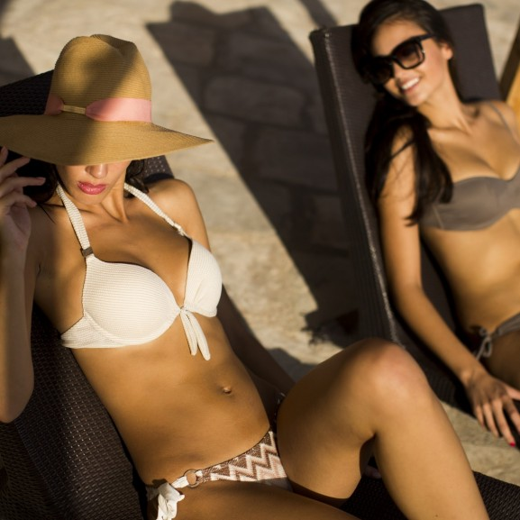 bikini lakformálás strand nyaralás