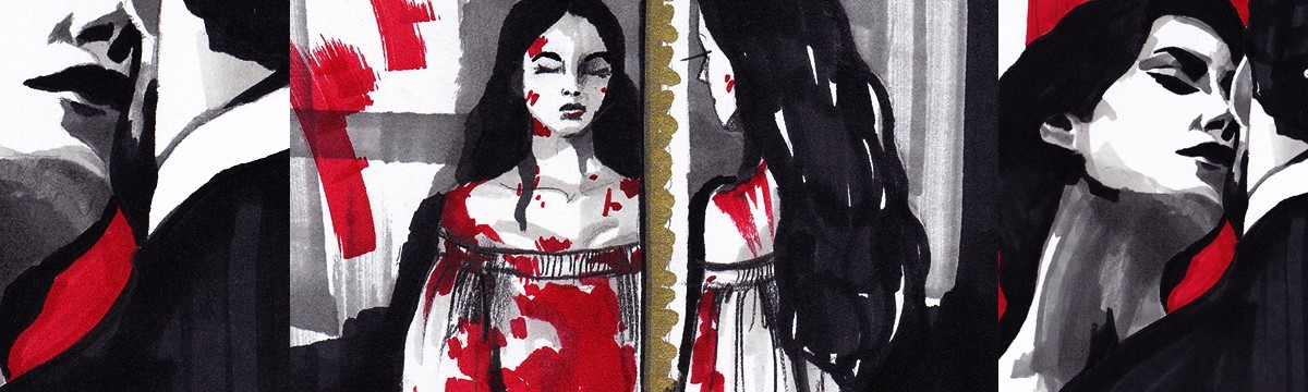 Bloody Mary legendája a Vous lányok tollából – felnőttmese tőlünk, nektek!