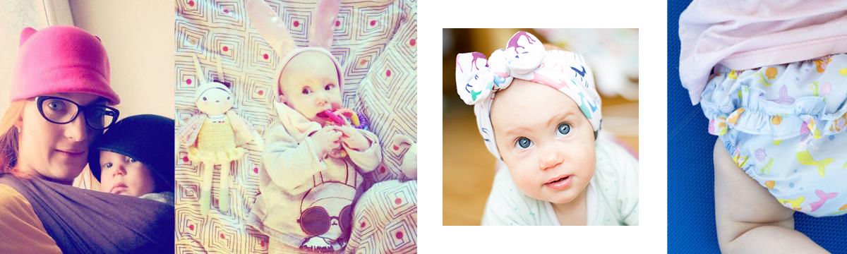 A tavasz legcsajosabb hajpántja trendkövető babáknak – Bora baba gardróbja
