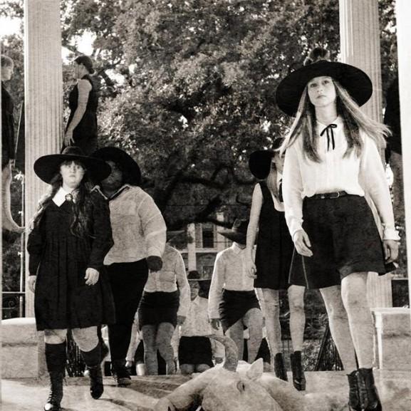 boszorkány boszorkányüldözés