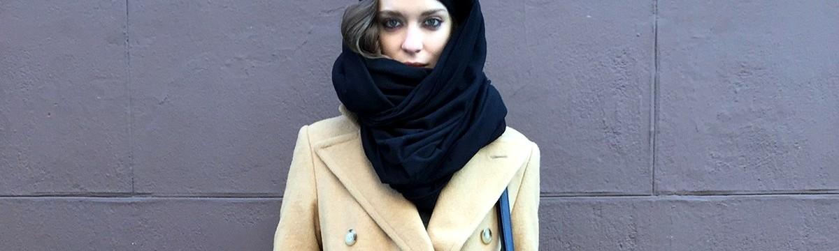Camel kabát Mengyán Eszter