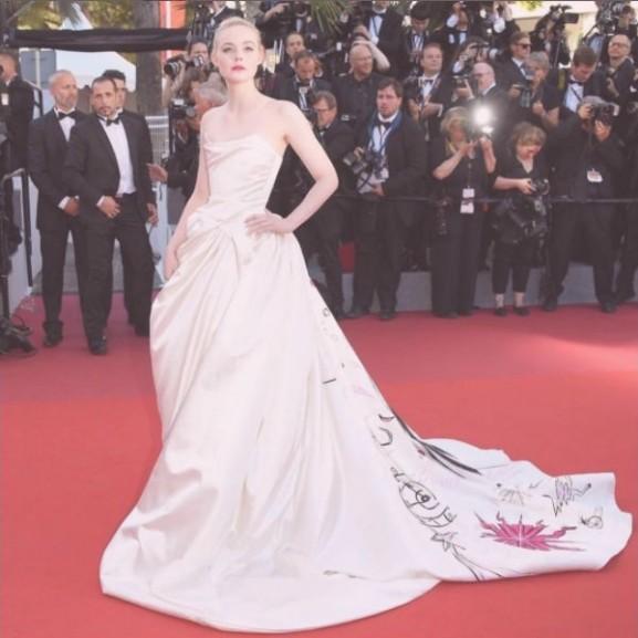 Cannes 2017 Elle Fanning