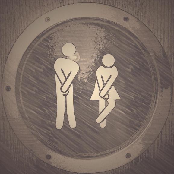 Olyan dolog derült ki a nyilvános WC-kről, hogy leesik az állatok!
