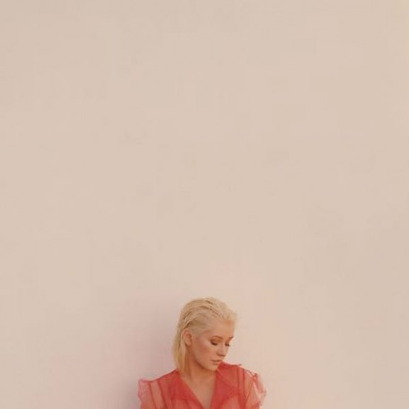 Christina Aguilera Kis-Juhász Fábián ruhájában