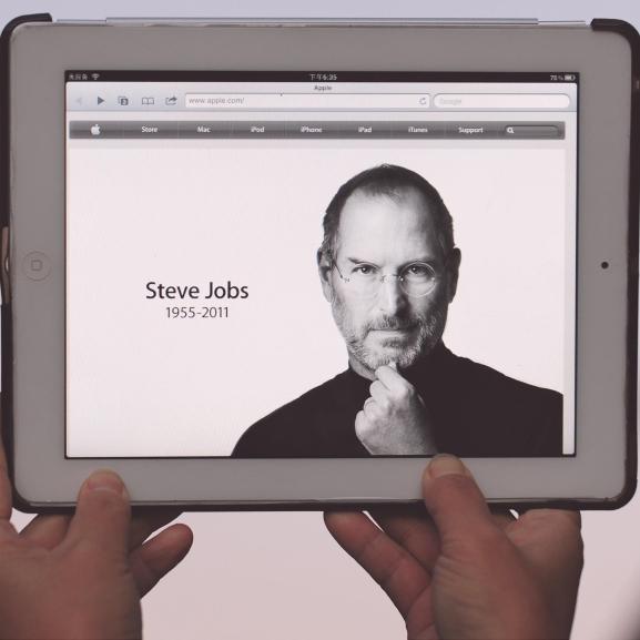 Nem fogjátok elhinni, hol tér vissza Steve Jobs!