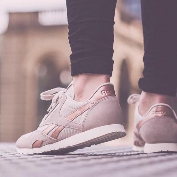cipő lábbeli rosegold