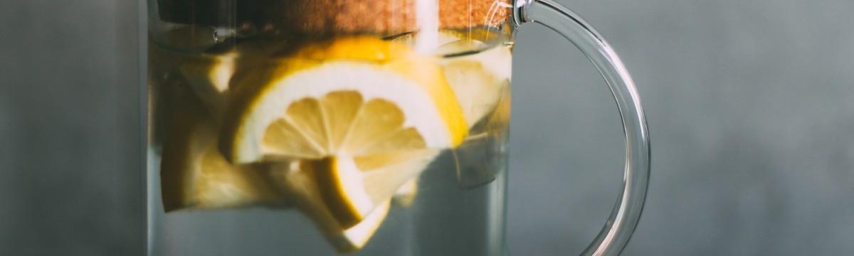 citromos víz
