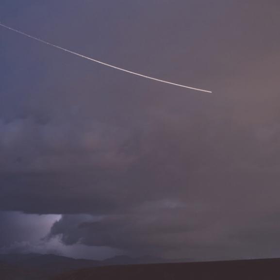 Rejtélyes meteor világította meg az éjszakát