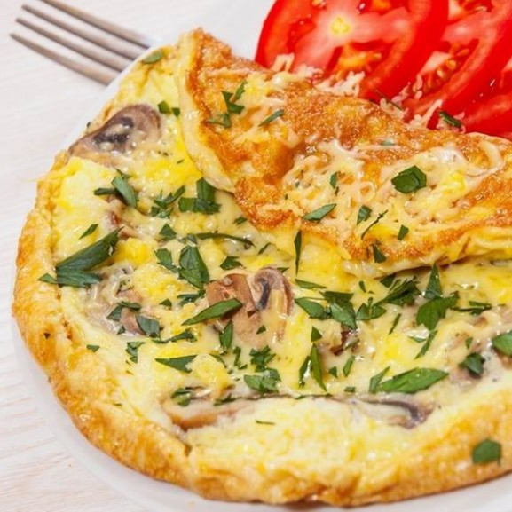 cookta erdei saláta Cookta