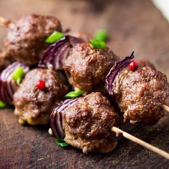 Cookta  Fűszeres báránykebab: nemcsak a farkaséhesek kedvence