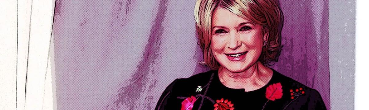 Cookta  Gasztrodiktátorok: híres nők, akik divatot diktálnak a konyhában Martha Stewart