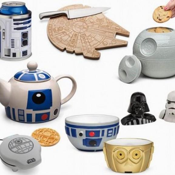 Cookta Star Wars konyhai kütyü