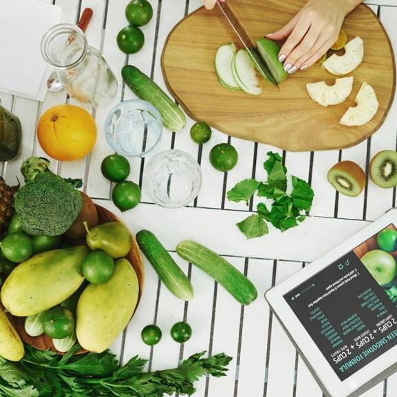 Cookta Szépüljetek a konyhában: ennivaló szépítőszerek kencék helyett