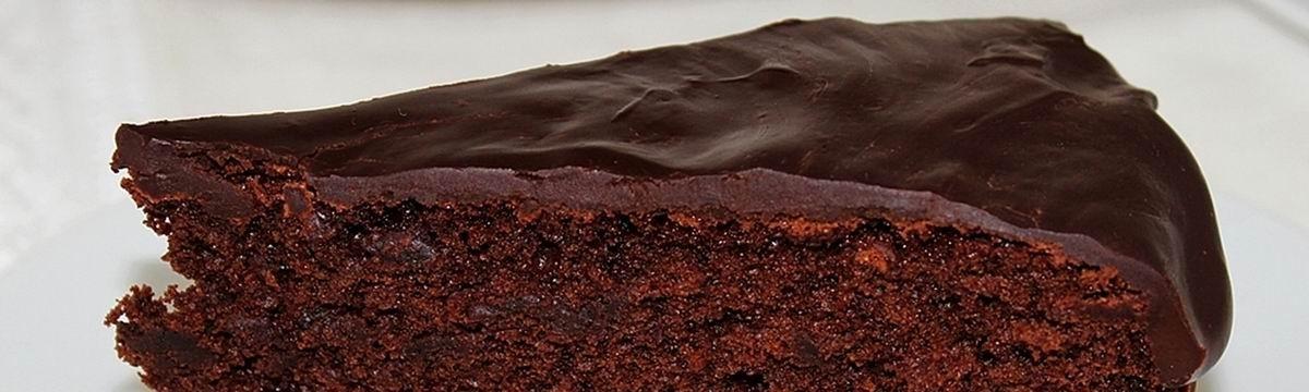 Csokoládétorta sütemény