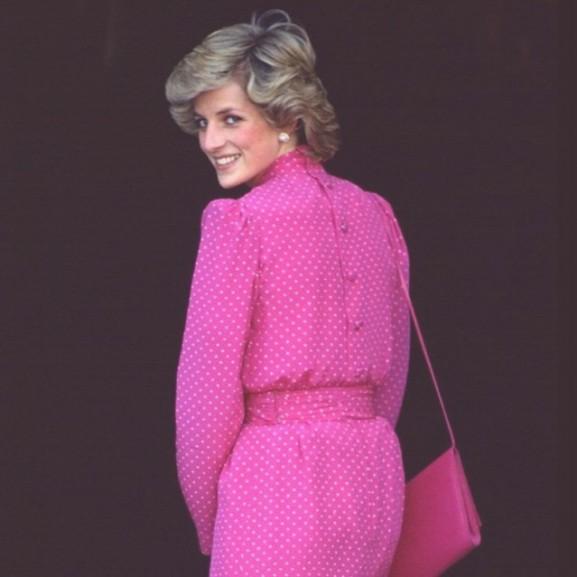 Diana hercegné frizura