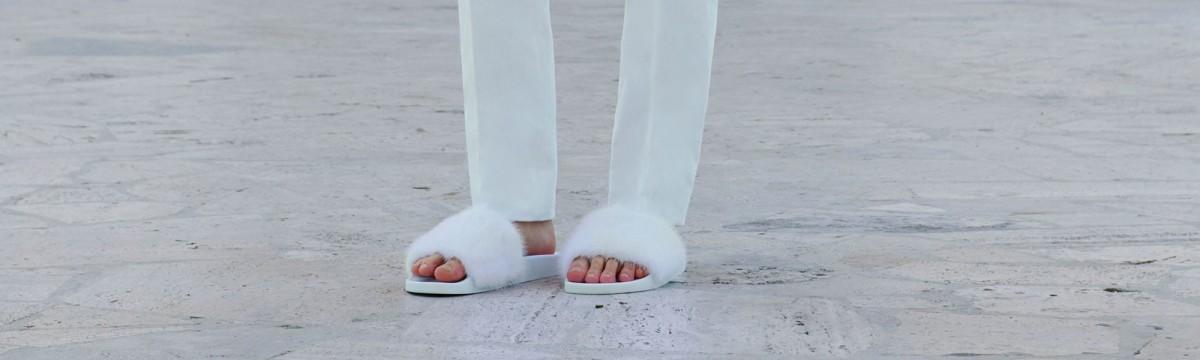 divat papucs trend