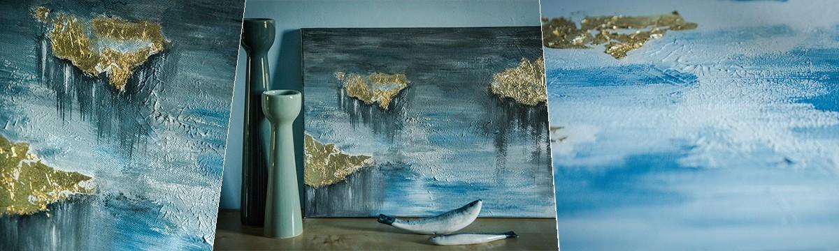 Diy festmény a hobbiművészet - avagy festészet alapfokon Mojzes Nóra