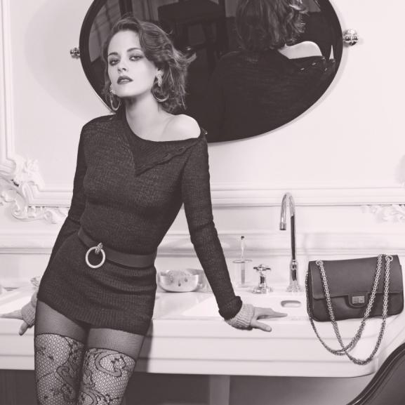 Kristen Stewart leigázza a világot a legújabb Chanel kampányban