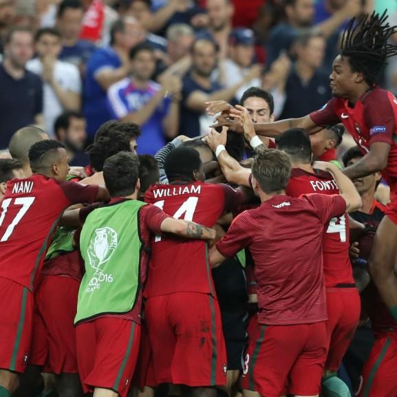 eb foci portugál győzelem