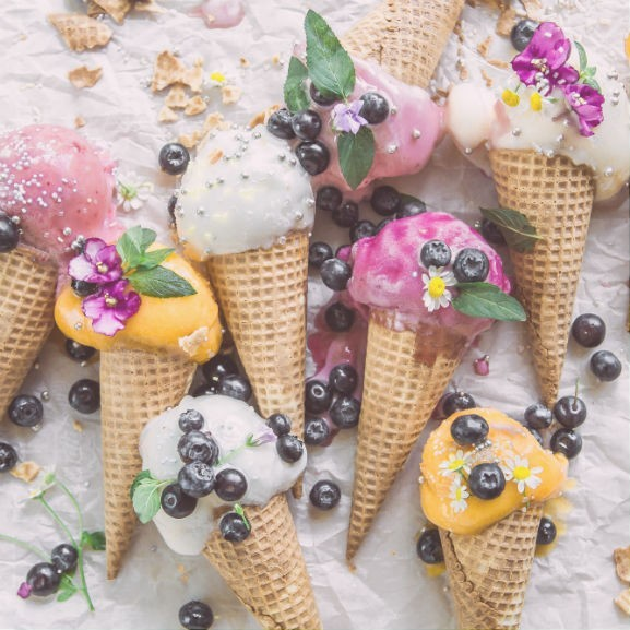 édesség fagylalt