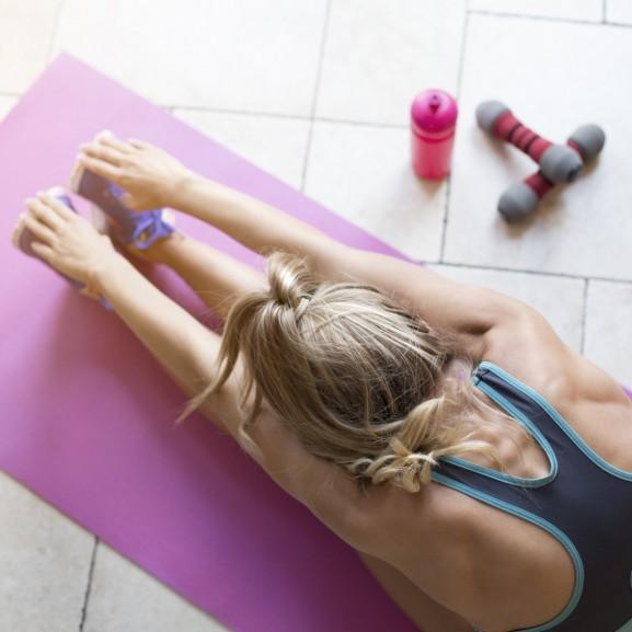 edzés otthon nyújtás stretching