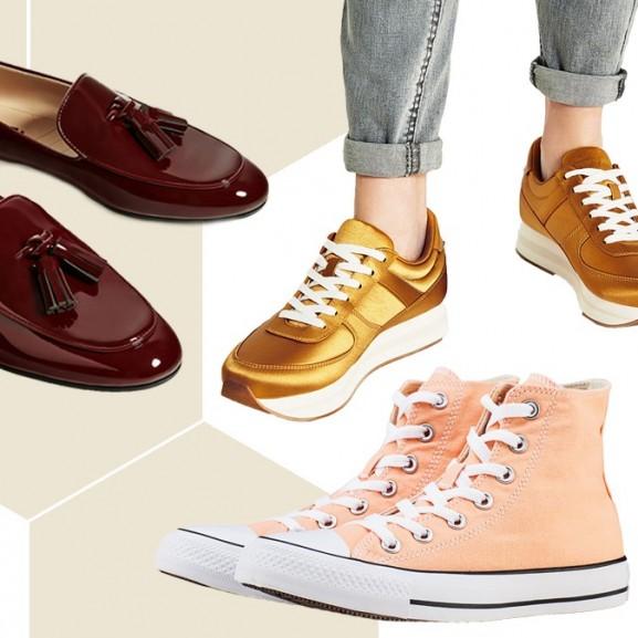Éljen! Idén a kényelem és a stílus kéz a kézben járnak – Ezek lesznek a tavaszi cipőtrendek