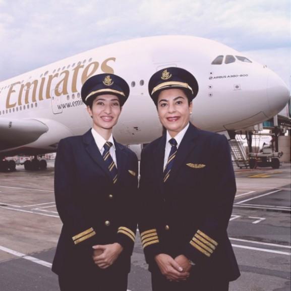 emirates nők