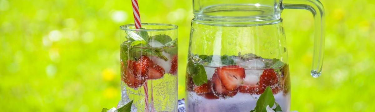 epres málnás csoda víz ivás ital gyümölcs