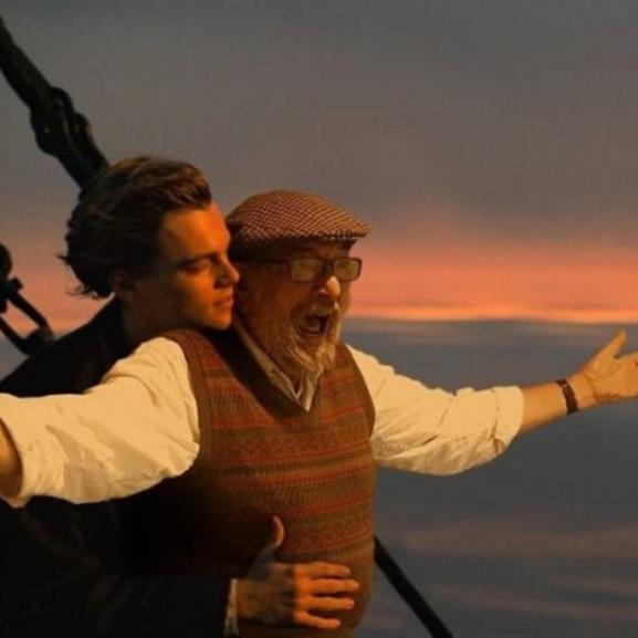 """Ez a srác ikonikus filmekbe """"juttatja el"""" az édesapját"""