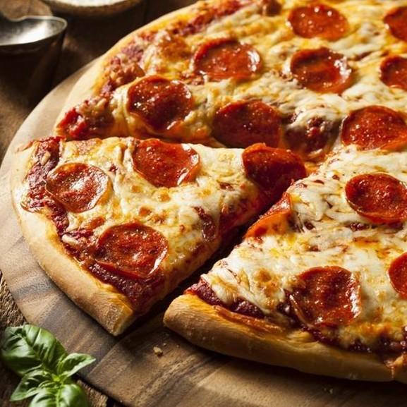 Fagyasztott pizza