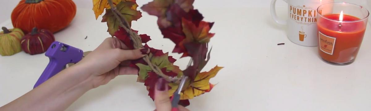 fejdísz ősz drót