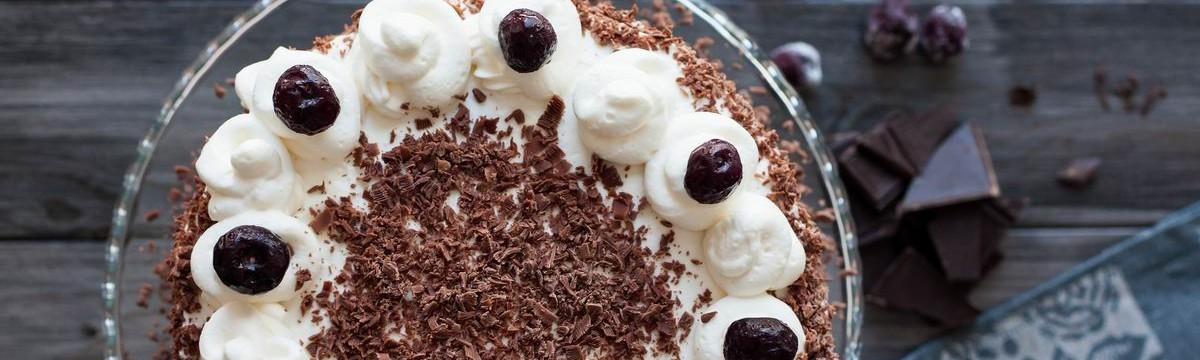 Fekete-erdő torta - kihagyhatatlan klasszikus egyszerűen
