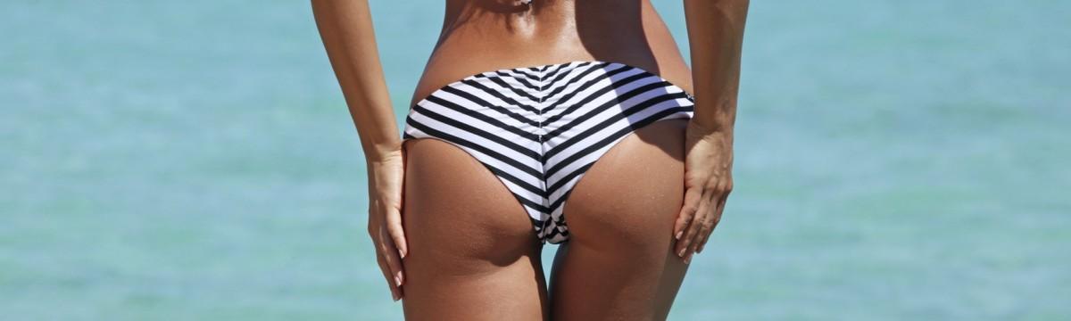 fenék popsi bikini nyár