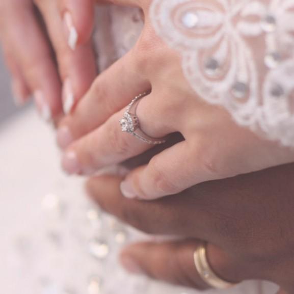 férj feleség gyűrű