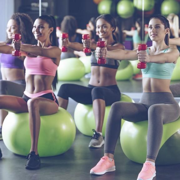 fitball edzés teljestest-edzés