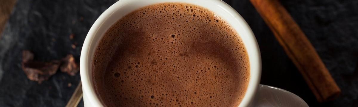 Forró csoki diétásan, ami kényeztető és finom