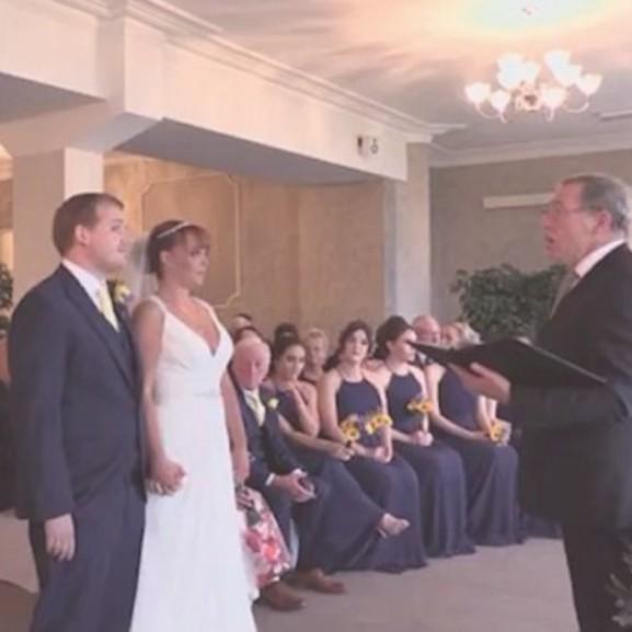 francia bulldog esküvő