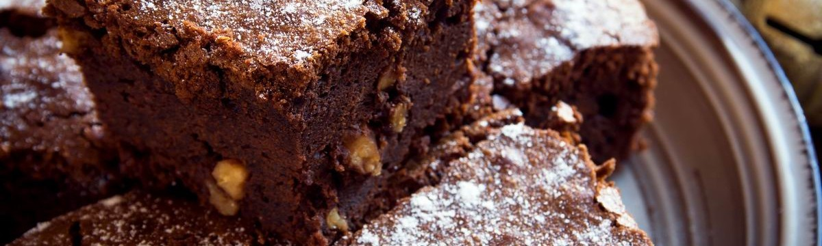 Fudge brownie karamell csoki süti