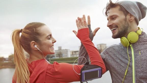futás edzés partner