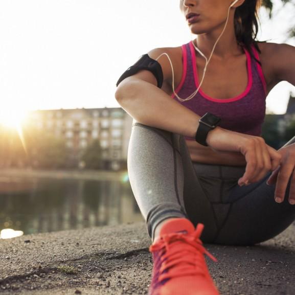 futás nő cipő edzés