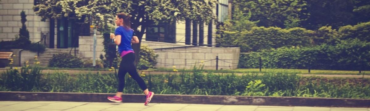 futás sport lány