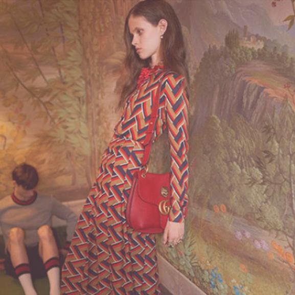 Túl vékony modell miatt tiltották be a Gucci reklámfilmjét