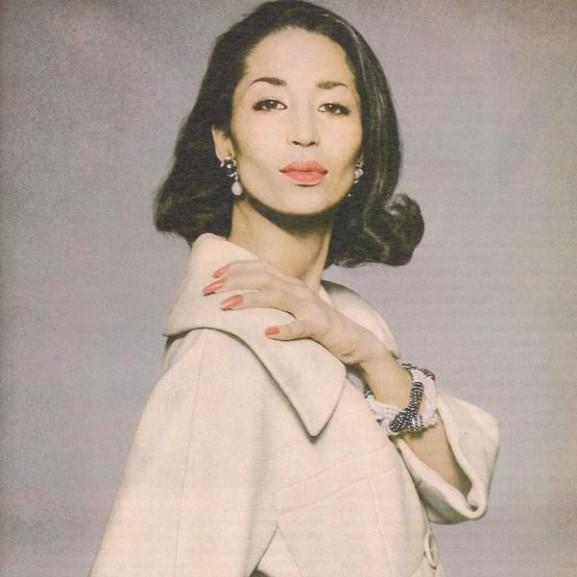 Gábor Zsazsával egy napon hunyt el a világ leggyönyörűbb nője - China Machado lenyűgöző élete