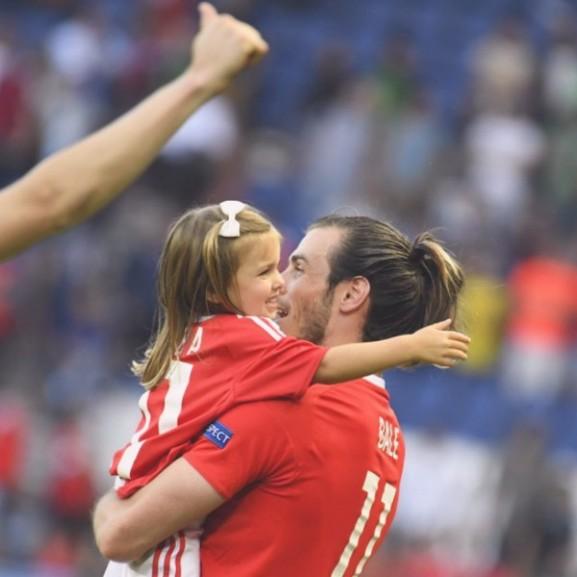 Gareth Bale Wales foci Eb